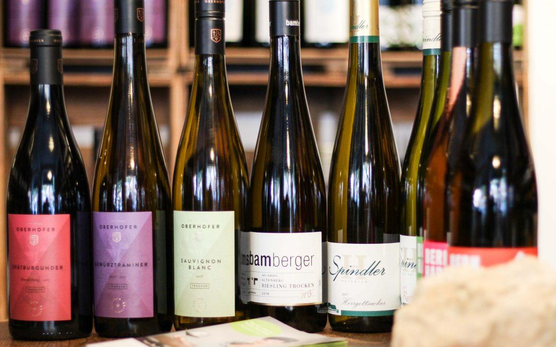 Vin Aqua Vin Brew Club and Wine Tag des Offenen Weins