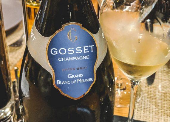 Tasting Notizen zu Grand Blanc de Meunier von Gosset Champagner