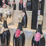 Auswahl an Gosset Champagner