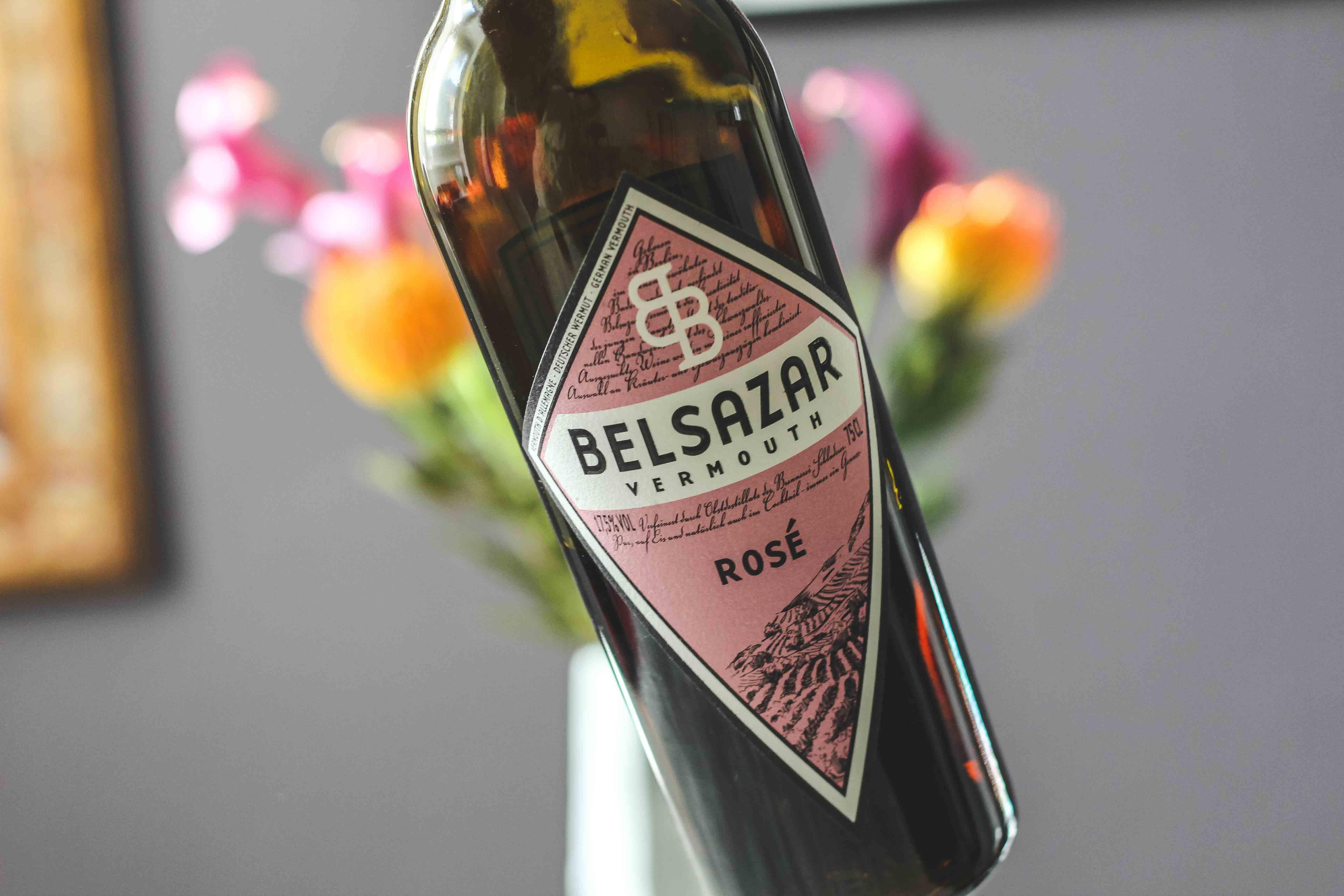 Belsazar Vermouth Rosé, Deutschland