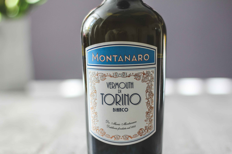 Montanaro Vermouth di Torino Bianco, Italien