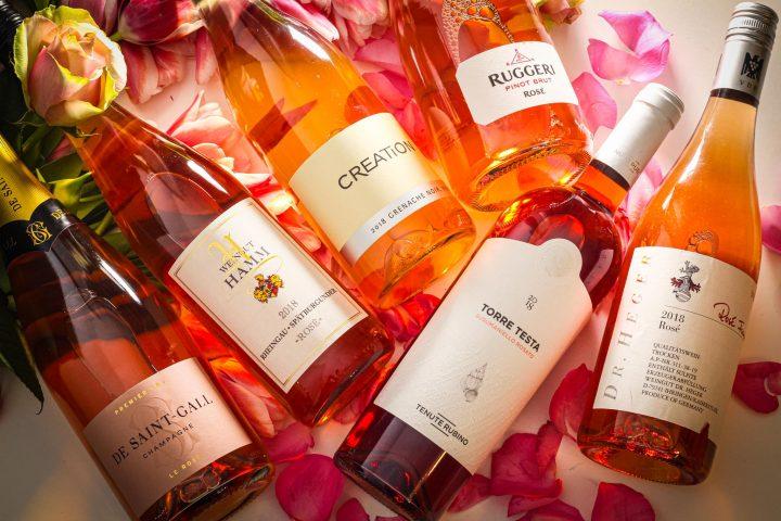 Pretty in Pink - die besten Roséweine zum Valentinstag