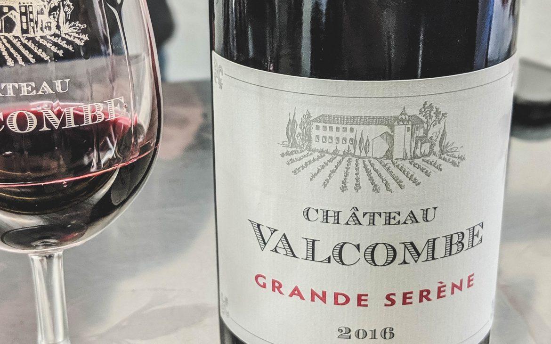 Grande Serène Chateau Valcombe Rhonetal